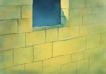 Animation Art:Painted cel background, Beanstalk Jack Production Background Group of 2 (Terrytoons,1946). ... (Total: 2 )