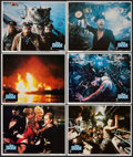 "Movie Posters:War, Das Boot (Columbia, 1981). Lobby Cards (6) (11"" X 14""). War.. ... (Total: 6 Items)"
