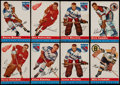 Hockey Cards:Lots, 1954 Topps Hockey Collection (45). ...