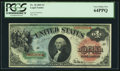 Large Size:Legal Tender Notes, Fr. 18 $1 1869 Legal Tender PCGS Very Choice New 64PPQ.. ...