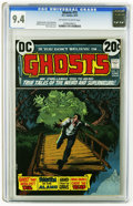 Bronze Age (1970-1979):Horror, Ghosts #15 (DC, 1973) CGC NM 9.4 Off-white to white pages. NickCardy cover. Buddy Glanzman, Alfredo Alcala, and Rico Rival ...