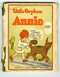 Platinum Age (1897-1937):Miscellaneous, Little Orphan Annie #1 (Cupples & Leon, 1926) Condition: VG+.This hardbound collection of early Little Orphan Annie com...