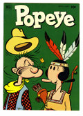 Golden Age (1938-1955):Cartoon Character, Popeye #20 (Dell, 1952) Condition: VF. Bud Sagendorf cover and art.Overstreet 2005 VF 8.0 value = $75....