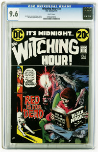 Witching Hour #31 (DC, 1973) CGC NM+ 9.6 White pages. Alex Nino and Bill Dennehy art. This is currently the highest grad...