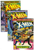"Modern Age (1980-Present):Superhero, X-Men Group (Marvel, 1975-) Condition: Average VF. Features thebulk of the great ""Dark Phoenix Saga."" Included are #97, 98,...(Total: 41 Comic Books)"