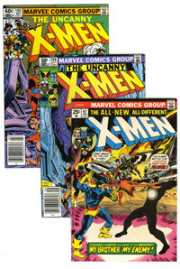 "X-Men Group (Marvel, 1975-) Condition: Average VF. Features the bulk of the great ""Dark Phoenix Saga."" Include..."