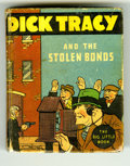 Platinum Age (1897-1937):Miscellaneous, Big Little Book 1105 Dick Tracy and the Stolen Bonds (Whitman,1934) Condition: FN. Hardcover, by Chester Gould. Comes in a ...