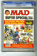 Magazines:Mad, Mad Special #32 Gaines File pedigree (EC, 1980) CGC VF+ 8.5Off-white to white pages. When this magazine came out, most buye...