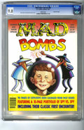 Modern Age (1980-Present):Humor, Mad Special #59 Gaines File pedigree (EC, 1987) CGC NM/MT 9.8 Whitepages. Antonio Prohias' famous two little spies grace th...
