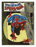 Magazines:Superhero, Spectacular Spider-Man #1 (Marvel, 1968) Condition: VF/NM. JohnRomita Sr. cover. Romita and Jim Mooney art. Updated origin ...