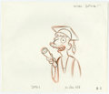 "Original Comic Art:Miscellaneous, The Simpsons - ""Cletus, the Slack-Jawed Yokel"" PreliminaryAnimation Drawing Original Art, Group of 3 (undated). Cletus,wea... (Total: 3 Items)"