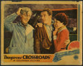 """Movie Posters:Drama, Dangerous Crossroads (Columbia, 1933). Lobby Cards (2) (11"""" X 14""""). Offered here are two lobby cards from this drama about t... (Total: 2 Items)"""