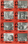 """Movie Posters:Crime, Helter Skelter (Lorimar, 1976). Lobby Card Set of 8 (11"""" X 14"""").The story of Charles Manson (Steve Railsback) and his invol...(Total: 8 Items)"""