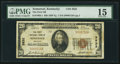National Bank Notes:Kentucky, Somerset, KY - $20 1929 Ty. 1 The First NB Ch. # 3832. ...