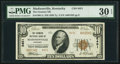 National Bank Notes:Kentucky, Madisonville, KY - $10 1929 Ty. 2 The Farmers NB Ch. # 8451. ...