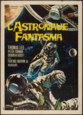 """Movie Posters:Science Fiction, Invasion of the Neptune Men (Glam Oriental, 1969). First ReleaseItalian 2 - Fogli (39"""" X 55""""). Science Fiction.. ..."""