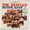 Music Memorabilia:Recordings, The Beatles Second Album Sealed Stereo Juke Box EP, Completewith Title Strips and Mini-LP Cover Photos (Capitol SXA-2...