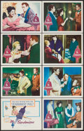 """Movie Posters:Horror, Mr. Sardonicus (Columbia, 1961). Lobby Card Set of 8 (11"""" X 14""""). Horror.. ... (Total: 8 Items)"""