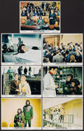 """Movie Posters:Science Fiction, Escape from the Planet of the Apes (20th Century Fox, 1971). LobbyCards (7) (11"""" X 14""""). Science Fiction.. ... (Total: 7 Items)"""