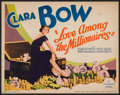 "Movie Posters:Comedy, Love Among the Millionaires (Paramount, 1930). Title Lobby Card(11"" X 14""). Comedy.. ..."
