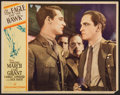"Movie Posters:War, The Eagle and the Hawk (Paramount, 1933). Lobby Card (11"" X 14"").War.. ..."
