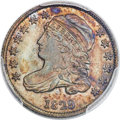 Bust Dimes, 1829 10C Large 10C, JR-2, R.2, MS65 PCGS....