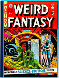 Modern Age (1980-Present):Horror, EC Classic Reprints Weird Fantasy Boxed Set (Russ Cochran,1992)....