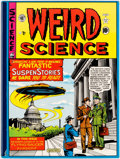 Modern Age (1980-Present):Horror, EC Classic Reprints Weird Science Second Printing Boxed Set(Russ Cochran, 1980)....