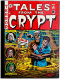Bronze Age (1970-1979):Horror, EC Classic Reprints Tales From the Crypt Five Volume BoxedSet (Russ Cochran, 1979)....