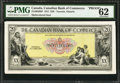Canadian Currency: , Toronto, ON- Canadian Bank of Commerce $20 Jan. 2, 1917 Ch. # 75-16-02-08P Proof.. ...
