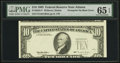Error Notes:Third Printing on Reverse, Fr. 2032-F $10 1995 Federal Reserve Note. PMG Gem Uncirculated 65 EPQ.. ...