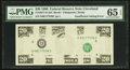 Error Notes:Missing Magnetic Ink, Fr. 2077-D $20 1990 Federal Reserve Note. PMG Gem Uncirculated 65EPQ.. ...