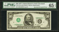 Error Notes:Inverted Third Printings, Fr. 2119-D $50 1977 Federal Reserve Note. PMG Gem Uncirculated 65EPQ.. ...