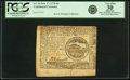 Colonial Notes:Continental Congress Issues, Continental Currency February 17, 1776 $4 PCGS Apparent Very Fine30.. ...