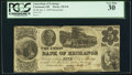 Obsoletes By State:Ohio, Cincinnati, OH - Union Bank of Exchange $5 Jan. 7, 1839 RemainderG8. ...
