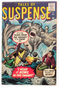 Silver Age (1956-1969):Horror, Tales of Suspense #6 (Marvel, 1959) Condition: VG-....