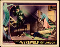 "Movie Posters:Horror, Werewolf of London (Universal, 1935). Lobby Card (11"" X 14"").. ..."