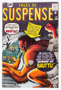 Silver Age (1956-1969):Horror, Tales of Suspense #22 (Marvel, 1961) Condition: FN-....