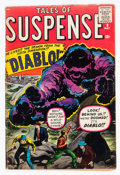 Silver Age (1956-1969):Horror, Tales of Suspense #9 (Marvel, 1960) Condition: VG-....