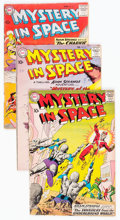 Silver Age (1956-1969):Science Fiction, Mystery in Space - Adam Strange Group of 15 (DC, 1959-63) Condition: Average GD.... (Total: 15 Comic Books)