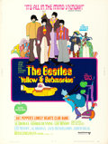 "Movie Posters:Animation, Yellow Submarine (United Artists, 1968). Poster (30"" X 40"") HeinzEdelmann Artwork.. ..."