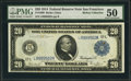 Large Size:Federal Reserve Notes, Fr. 1009 $20 1914 Federal Reserve Note PMG About Uncirculated 50.. ...