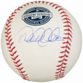 Autographs:Baseballs, 2009 Yankee Stadium Derek Jeter Single Signed Baseball. ...