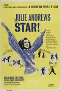 """Movie Posters:Musical, Star (20th Century Fox, 1968). Australian One Sheet (27"""" X 40""""). Julie Andrews and Richard Crenna star in this musical biogr..."""