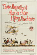 "Movie Posters:Adventure, Those Magnificent Men in Their Flying Machines (20th Century Fox,1965). Australian One Sheet (27"" X 40""). Stuart Whitman, S..."