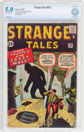 Silver Age (1956-1969):Mystery, Strange Tales #100 (Marvel, 1962) CBCS VG/FN 5.0 Off-white to whitepages....