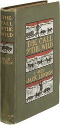 Books:Literature 1900-up, Jack London. The Call of the Wild. New York: 1903. Firstedition....