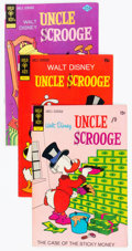 Bronze Age (1970-1979):Cartoon Character, Uncle Scrooge Group of 15 (Gold Key, 1972-76) Condition: AverageVF.... (Total: 15 Comic Books)