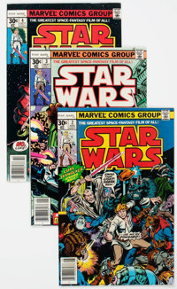 Star Wars Group of 31 (Marvel, 1977-84) Condition: Average VF/NM.... (Total: 31 Comic Books)