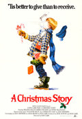 "Movie Posters:Comedy, A Christmas Story (MGM, 1983). International One Sheet (27.5"" X40"").. ..."